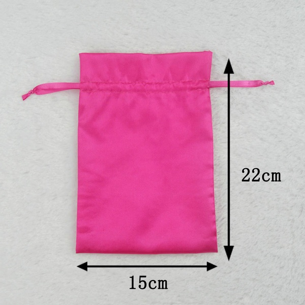 hair bags with custom size