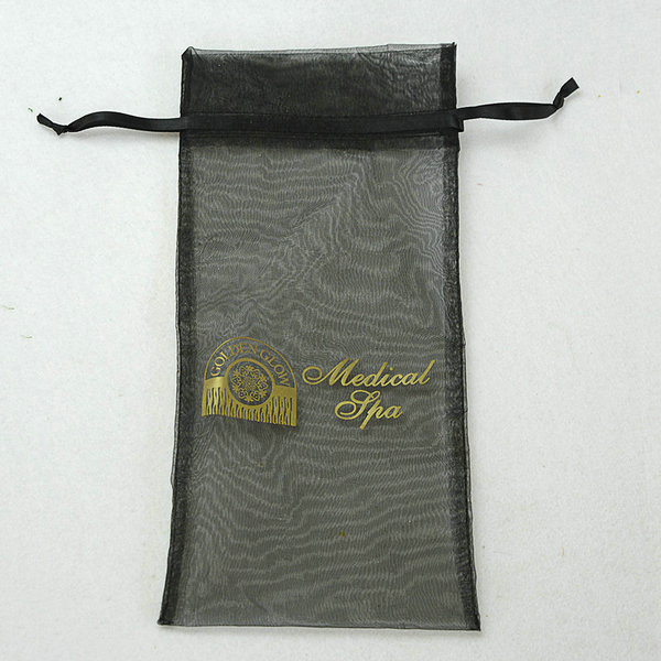 organza  bags with custom printing